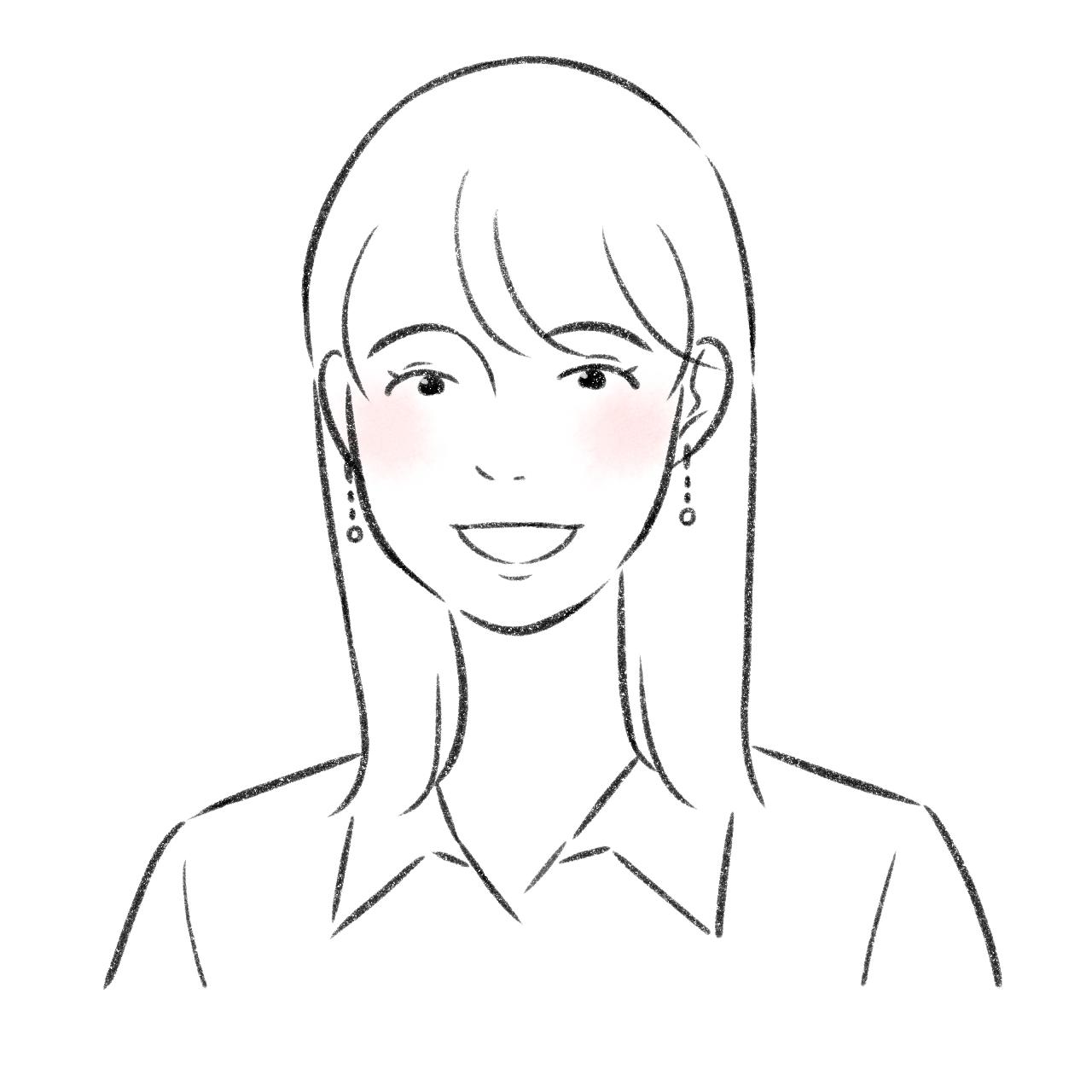アトムストーリー槇野 あゆみの似顔絵